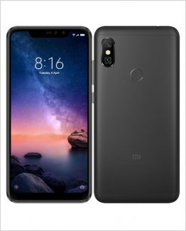 Xiaomi Redmi Note 6--