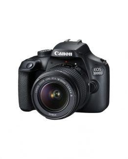 CANON EOS 3000D 18-55MM--