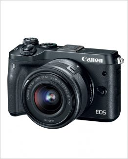 Canon M6 15-45mm