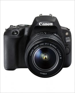 EOS 200D 18-55mm--