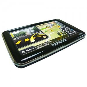 Papago R6300T GPS Navigator